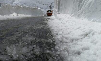 Al Serrù in auto adesso si può, strada riaperta