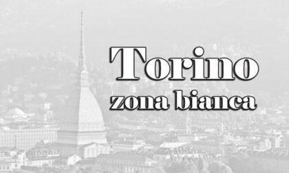 La provincia di Torino va verso la zona bianca