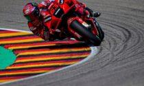 MotoGp Germania, Pecco chiude la gara al quinto posto