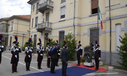 L'Arma dei Carabinieri in festa per il suo 207° annuale di fondazione LE FOTO