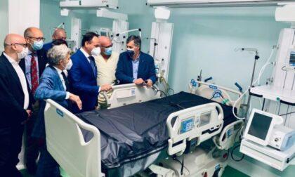Terapia subintensiva-intensiva inaugurata al Mauriziano