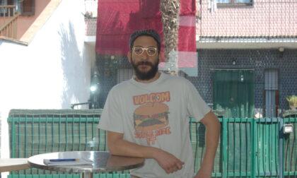 Tutta Chivasso fa il tifo per il suo pizzaiolo, Christian Maletta