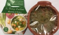 Occhio al batterio nel minestrone di verdure: ritirato dal mercato