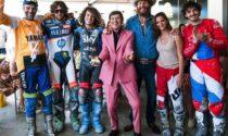 Pecco Bagnaia nel video della hit di Gianni Morandi
