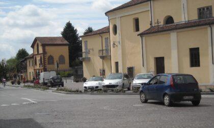 Vietato parcheggiare in piazza Mazzini