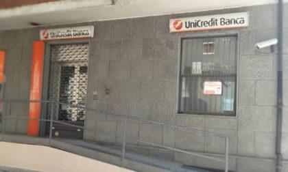 L'ex sportello dell'Unicredit è in vendita