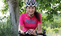 La bicicletta le dà la forza di combattere il tumore