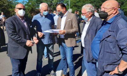 Maltempo, i sindaci incontrano il Presidente della Regione Cirio