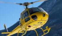 Volano elicotteri a bassa quota su tutto il Chivassese e Canavese