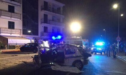 Terribile schianto a Diano Marina: muore 19enne piemontese