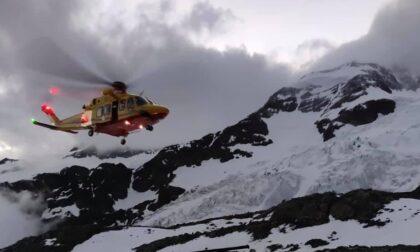 Alpinisti dispersi sul Monte Rosa, morte le due donne