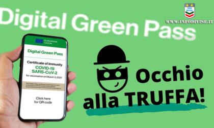 Truffe Green Pass: occhio a Whatsapp e mail con falsi link da scaricare
