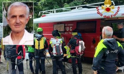 Scomparso in montagna per due giorni consecutivi, trovato morto in un canalone