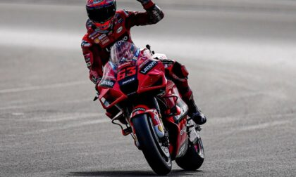 MotoGP Aragon, spettacolare vittoria di Pecco Bagnaia