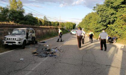 Incidente mortale dopo il Ponte di Ferro: due le vittime