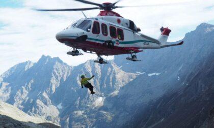 Incidenti in montagna, muore un escursionista