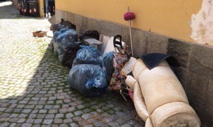 Abbandono di rifiuti,  «beccati» i colpevoli con le fototrappole