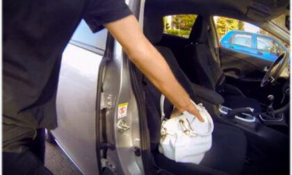 A Chivasso, posa la spesa in auto, le rubano la borsa e le svuotano il «conto»