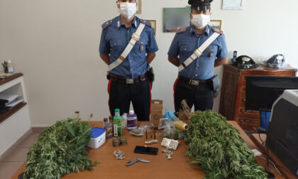 Fermato con la droga, arrestato ex impresario funebre
