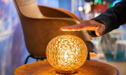 Supersalone 2021, le illuminazioni: vere e proprie star dell'esposizione