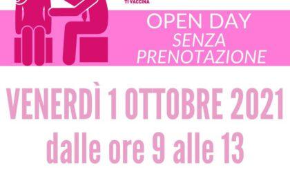 Open Day al centro vaccinale di Crescentino