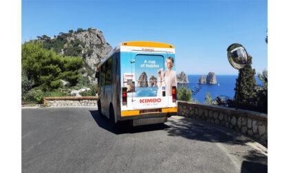 Kimbo sceglie le bellezze di Napoli per la nuova campagna pubblicitaria