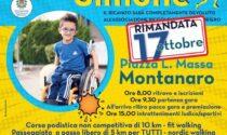 """Cancellata la """"CorriAMO Simone"""" per maltempo"""