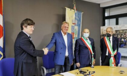 Firmato il contratto per l'acquisto dei terreni ex-Olivetti