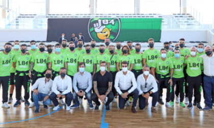 L84 presenta la squadra, testimonial Claudio Marchisio
