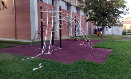 """Caso parco giochi, Filippi: """"Non deve esser sposta ma ripristinato"""""""