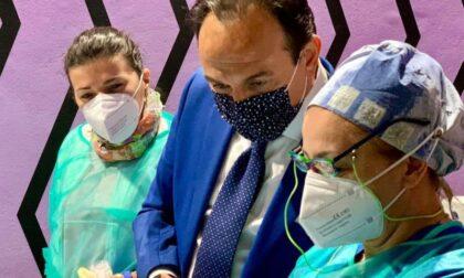 Vaccino per il personale sanitario, Piemonte prima Regione a partire