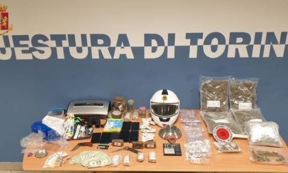 Lotta alla droga, due arresti e 7 kg di marijuana e hashish sequestrati LE FOTO