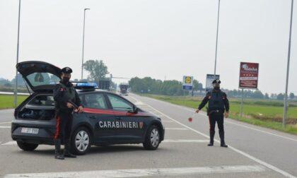 Nadir Musto di Brusasco scappa all'alt dei Carabinieri e aveva un coltello in auto: arrestato