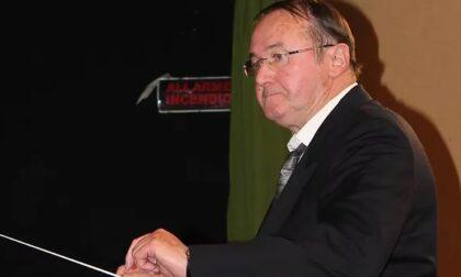 Addio al Grande Maestro di Musica