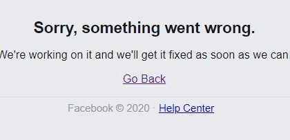Facebook, Instagram e WhatsApp: server in down